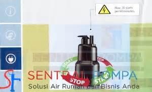 Pompa Air Celup Otomatis 300 Watt Flowbase pompa celup kpc 300 a otomatis sentral pompa solusi