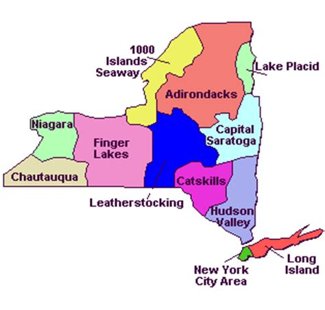 map of new york area new york city map nyc tourist