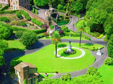 vatikan garten book tickets for a two hour guided tour of the vatican gardens