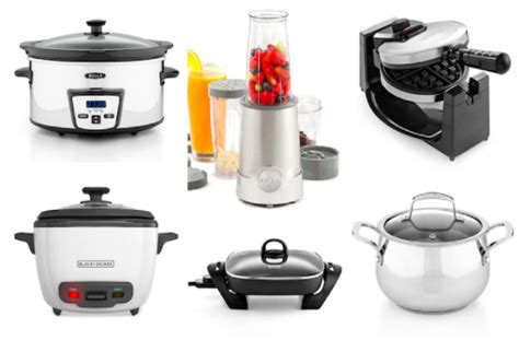macy kitchen appliances macy s get kitchen appliances for just 9 99 after rebate money saving mom 174