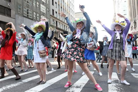 To The Easter Parade In New York by Easter Parade In New York City Photos Easter Parade In