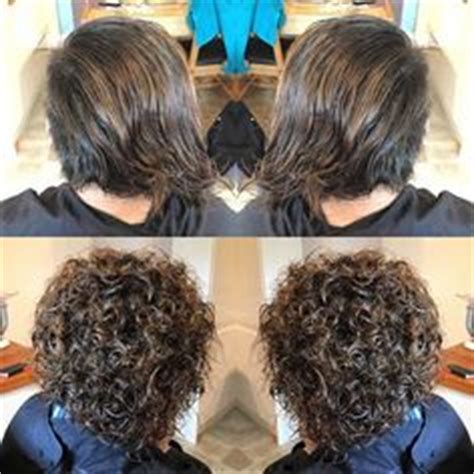 before and after cut and perm pictures 1000 images about sexy short hair on pinterest short