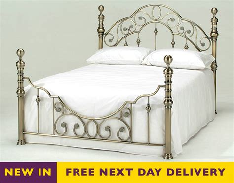 brass headboards for king size beds cheapest florence 5ft king size luxury antique brass bed