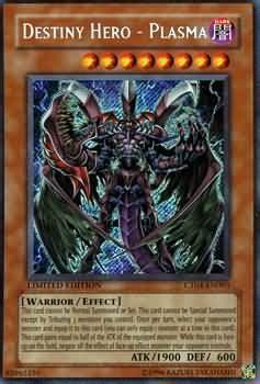 Kartu Yugioh Destiny Plasma destiny plasma ct04 en003 secret yu gi oh promo cards yugioh