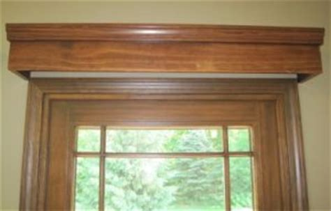 Wood Cornice Boards For Windows Wood Cornice Boards For Doors Window Treatment Ideas