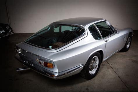 maserati mistral 1966 maserati mistral 4 litre alloy sold