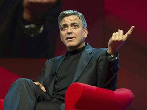 George Clooney And Say It Isnt So by George Clooney Commends Academy For Oscar Rule Changes