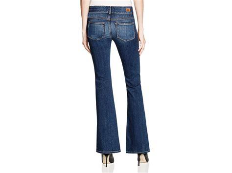 paige petite jeans paige denim petite hidden hills bootcut jeans in penrose