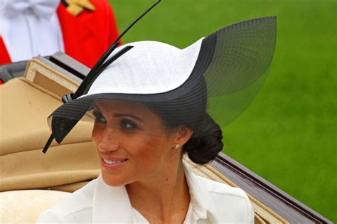 Meghan Markle?s Royal Ascot Debut Includes a So Chic