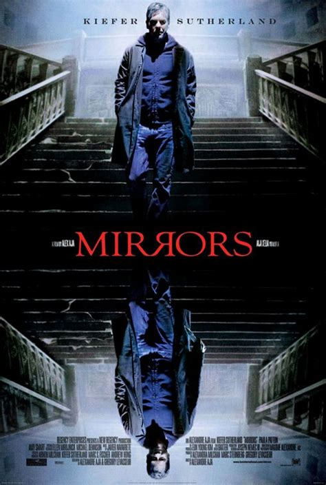 Cover The Mirrors 365 days of horror day 262 mirrors