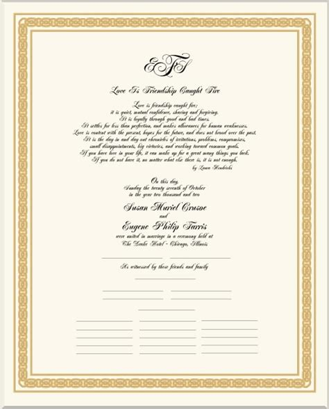 Wedding Vows Border by Wedding Borders Designs Studio Design Gallery Best