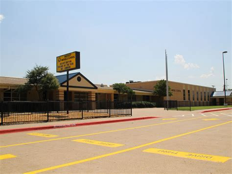 Garland Isd Tax Office by Bussey Middle School Garland Independent School District