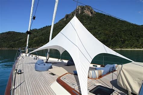 sy sassafras awning by the boat cover company ltd - Boat Covers New Zealand