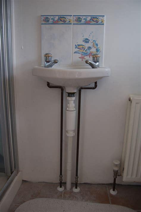 pipes under bathroom sink tile bathroom tiling job in bristol avon mybuilder