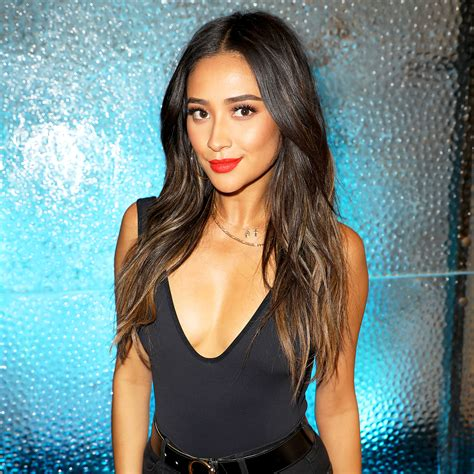 little pretty shay mitchell shay mitchell talks pll coming to an end