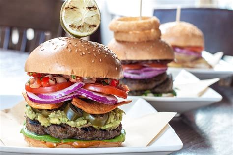Handmade Burger Silverburn - handmade burger co glasgow silverburn bookatable