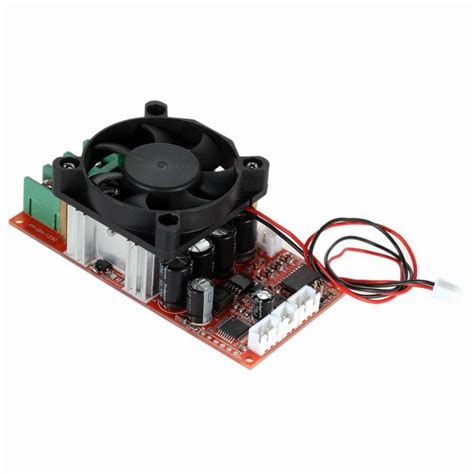 12v dc variable speed fan controller adjustable h bridge dc motor speed pwm controller with plc