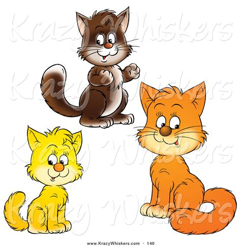 cat clipart royalty free stock animal designs of cats page 3
