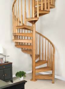 Wooden Spiral Stairs Design Stress My Fears Stairs
