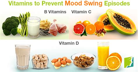 how to stop having mood swings vitamins to prevent mood swing episodes