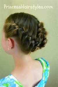 easter sunday hairstyle braided flower updo easter hairstyles hairstyles for
