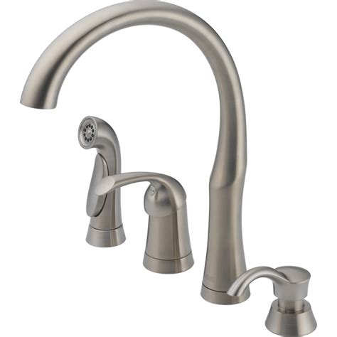 touch on kitchen faucet delta touch kitchen faucet troubleshooting delta touch