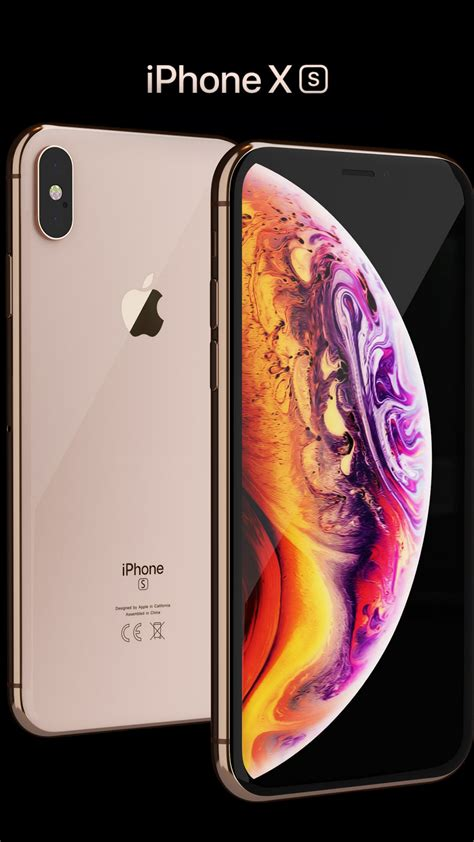 wallpaper iphone xs iphone xs max gold smartphone 4k apple september 2018 event hi tech 20346