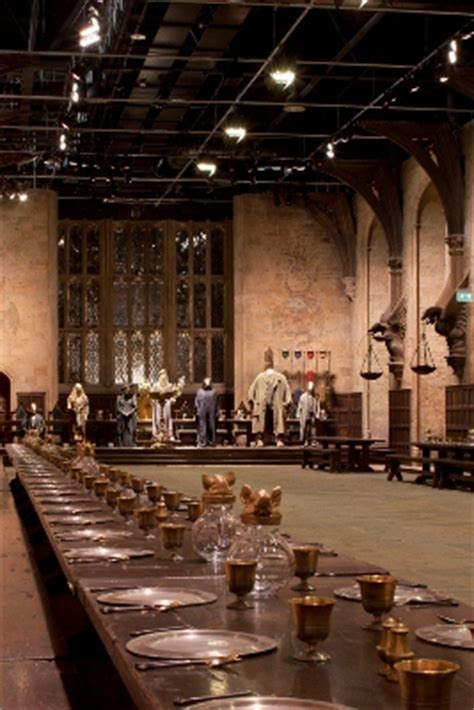the great hall harry potter harry potter studio tour london top 10 visitbritain