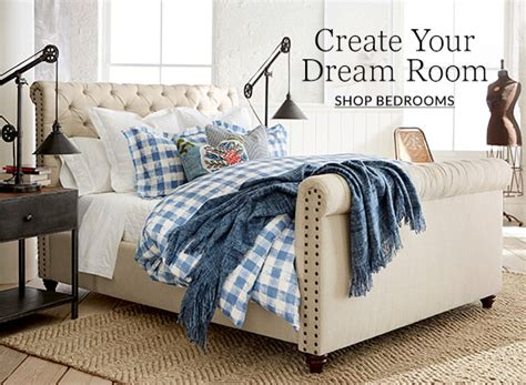 pottery barn bedrooms bedroom design ideas inspiration pottery barn