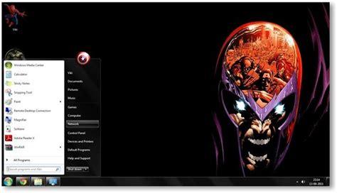 theme windows 10 marvel windows 7 comics themes marvel comics theme for windows