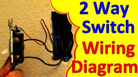 light switch wiring wiagrams   wire install