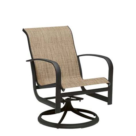 swivel rocking armchair woodard 2p0472 fremont sling swivel rocker discount