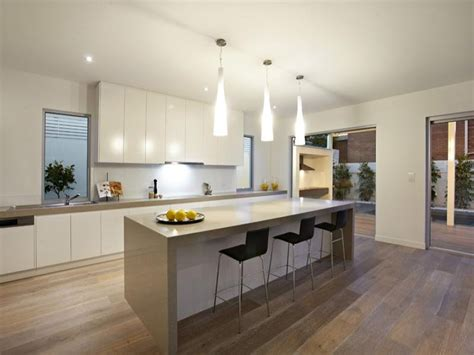 Kitchens South Australia by Modern Minimalist Residence In Brighton Australia Architectural Drawing
