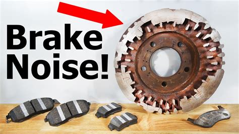 Quietschende Bremsen Auto by How To Stop Your Brakes From Squeaking