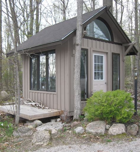 Tiny Home Haliburton Cottage Woodworks Tiny Homes Tiny House Plans Ontario