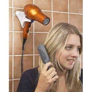 Hair Dryer Zoe just bought one for zoey free hair dryer holder