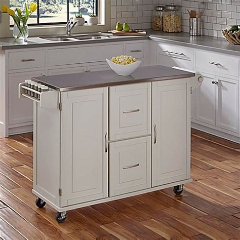 dolly madison kitchen island cart dolly madison patriot kitchen cart bed bath beyond
