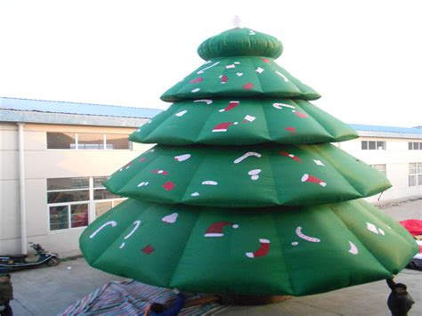 inflatable christmas tree advertising supplier christmas