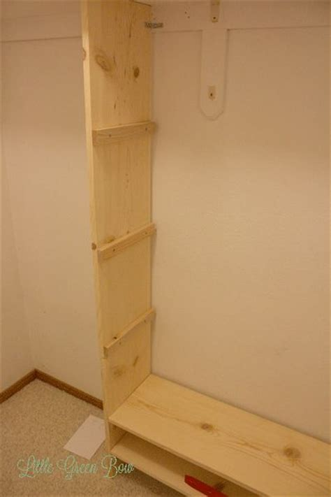 Diy Wood Closet Organizer by Best 25 Diy Closet Shelves Ideas On