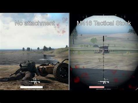 pubg attachments playerunknown s battlegrounds weapon guide time st