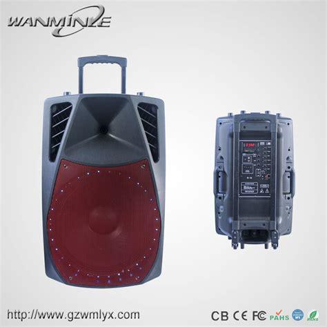 Speaker Karaoke 15 Quot top pro loud speaker ibastek 15 inch bass speaker karaoke