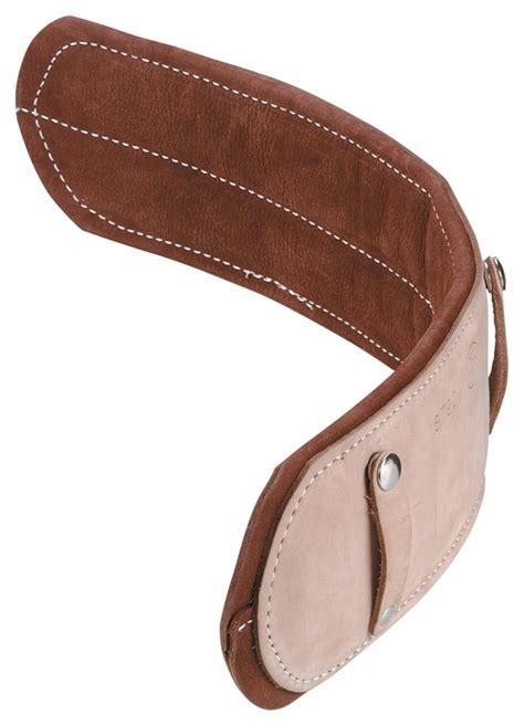 klein 87906 leather cushion belt pad