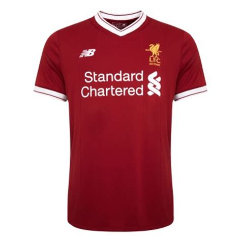 T Shirt Liverpool Big lfc mens replica home shirt 17 18 liverpool fc official store