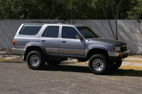 93 Toyota 4runner Jdc 93 Toyota 4runner Project Build