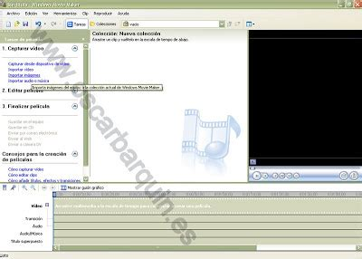 tutorial movie maker xp blogobr tutorial automovie en windows movie maker