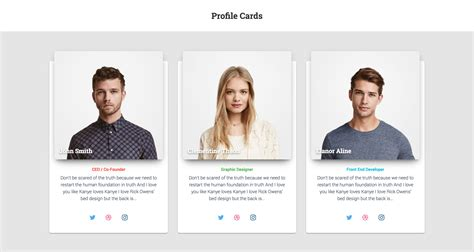 Credit Card Template In Bootstrap Modern Bootstrap Cards By Adamthemes Codecanyon