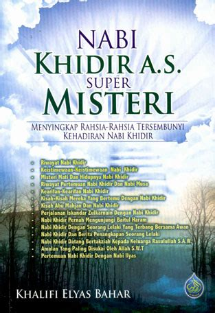 Khidir As nabi khidir as