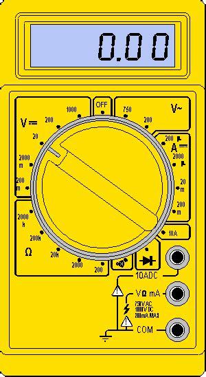 lovely volt meter symbols images electrical circuit