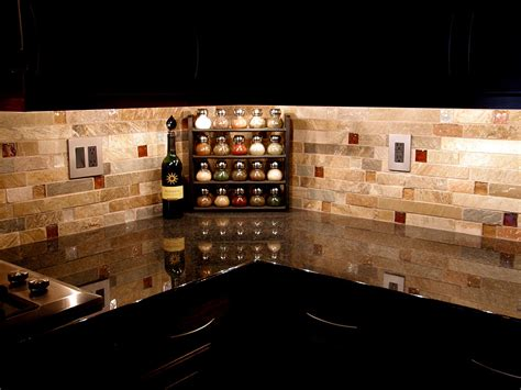 kitchen stone backsplash ideas kitchen lighting ideas home design roosa