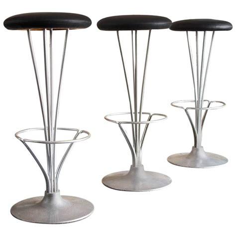Fritz Hansen Bar Stool piet hein for fritz hansen bar stools at 1stdibs